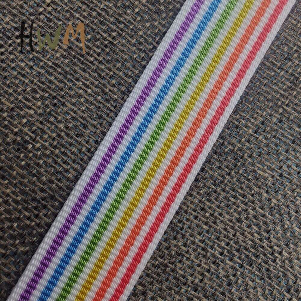 Nylon Stripe Webbing for Watch Band, Apple Watch Band
