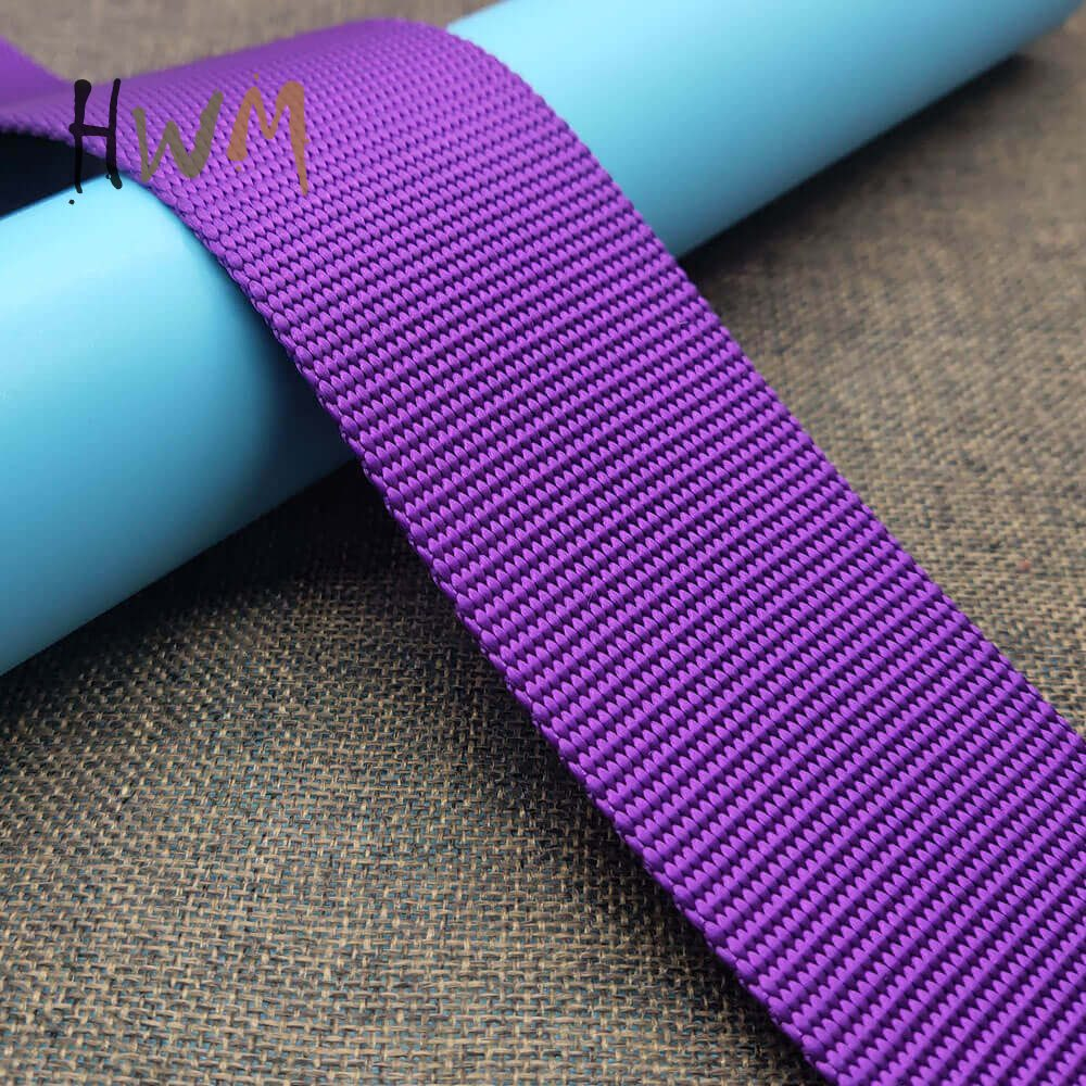 Nylon Webbing for Dog Collar and Harness