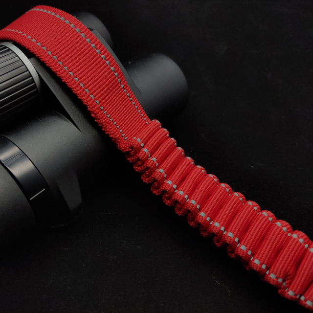25mm Polyester Elastic Bungee Webbing with reflective stripe