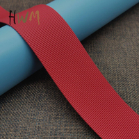In Stock Small Grooved Imitation Nylon Webbing for Backpack Straps